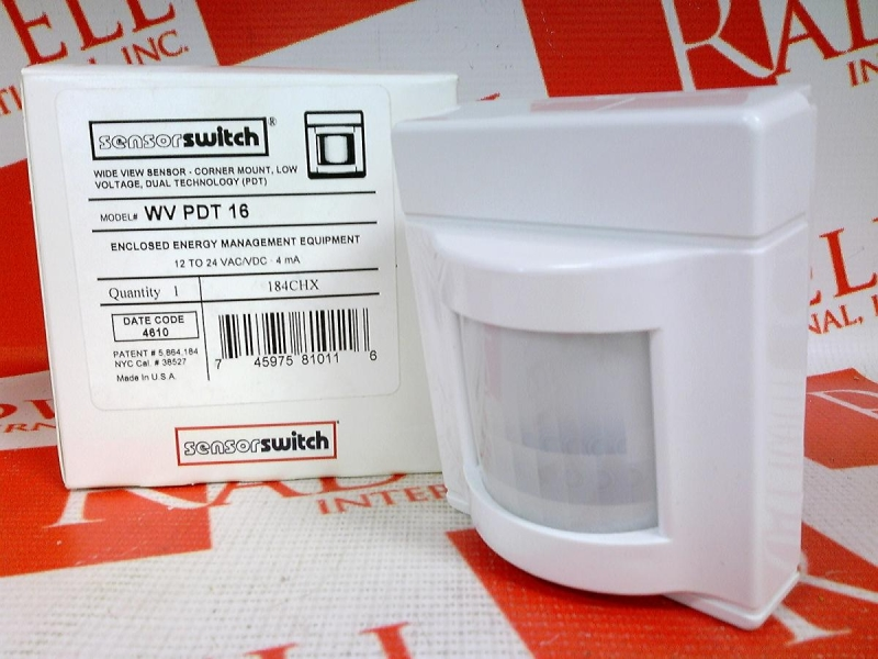 ACUITY CONTROLS WV-PDT-16