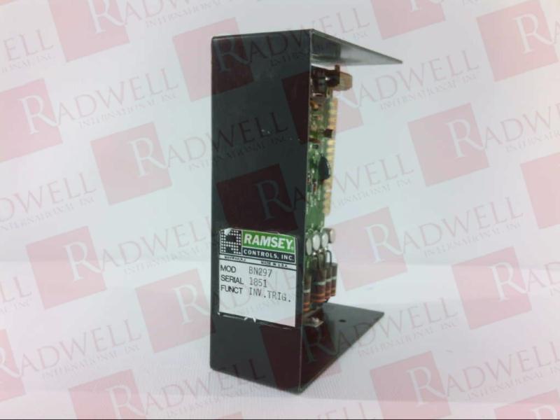 RAMSEY TECHNOLOGY INC BN297