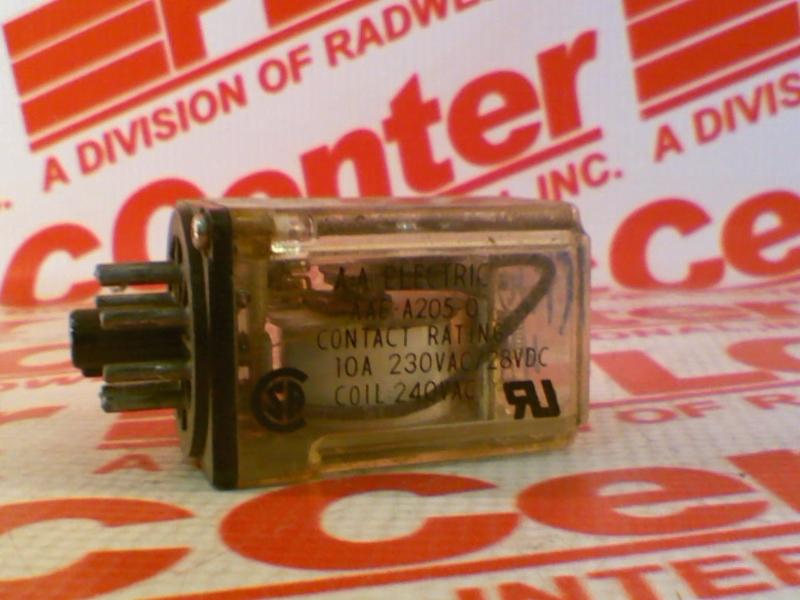 AA ELECTRIC AAE-A205-0