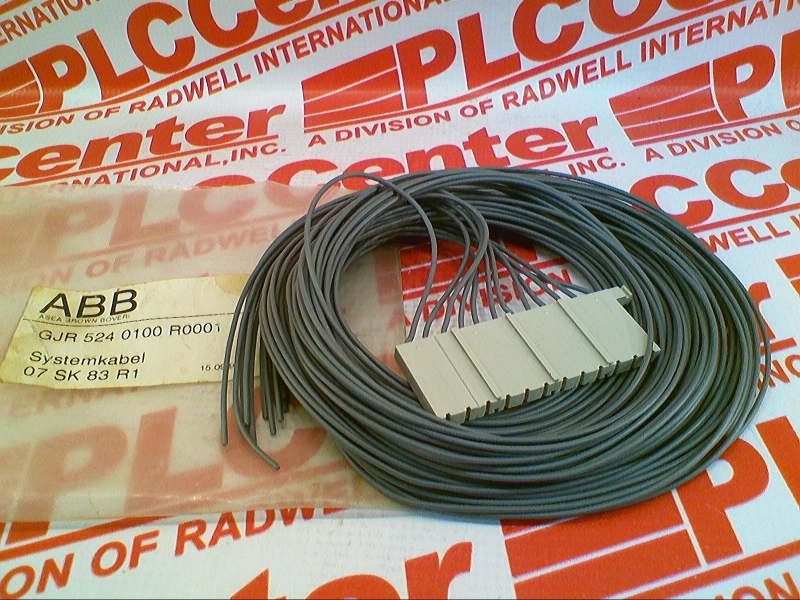 ABB GJR-524-0100-R0001-07-SK-83-R1