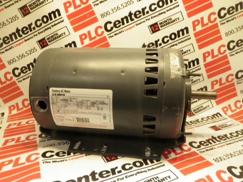 CENTURY ELECTRIC MOTORS H843V1