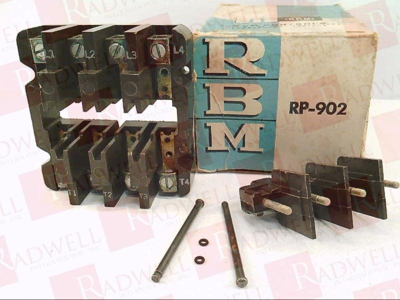 RBM CONTROLS RP-902