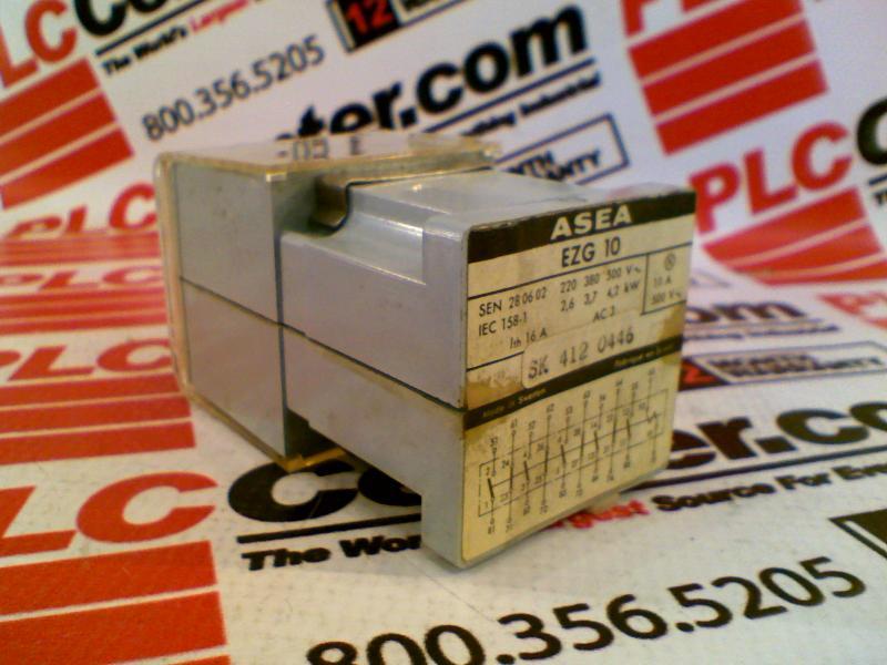 ABB EZG-10