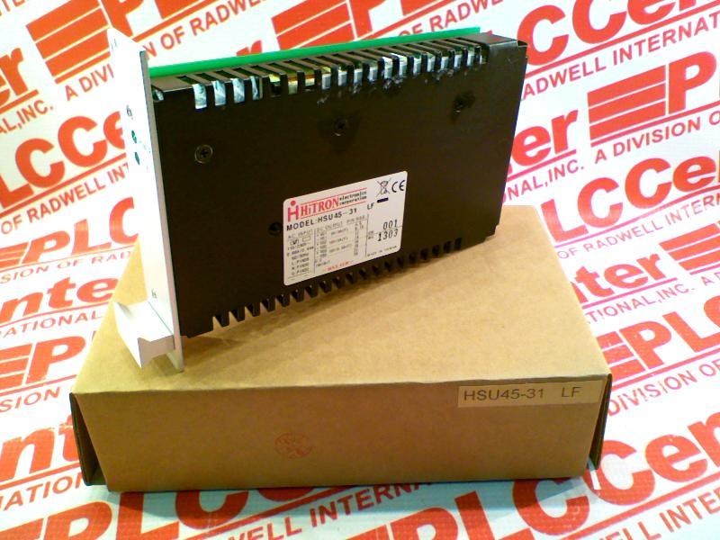 HITRON ELECTRONICS HSU45-31