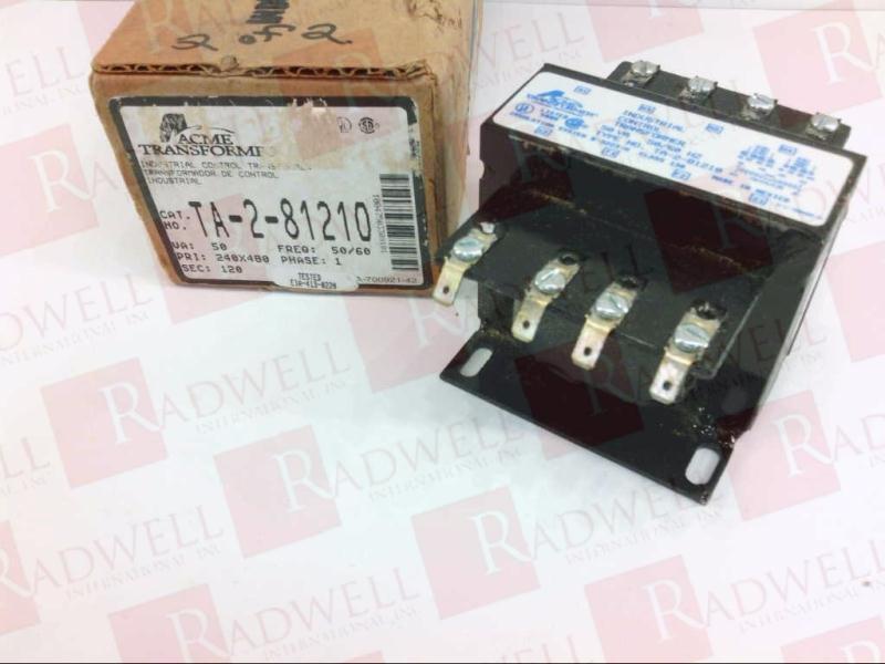 ACME ELECTRIC TA-2-81210