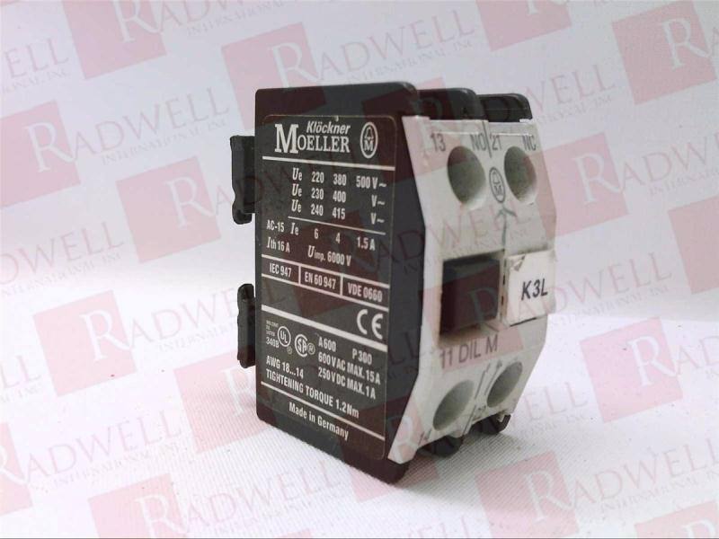 EATON CORPORATION 11-DIL-M