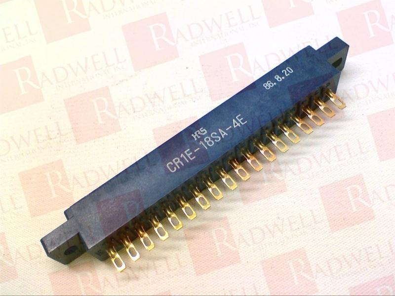 HIROSE ELECTRIC CR1E-18SA-4E