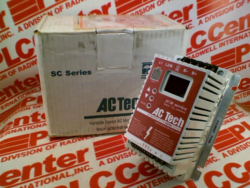 AC TECHNOLOGY SM204S