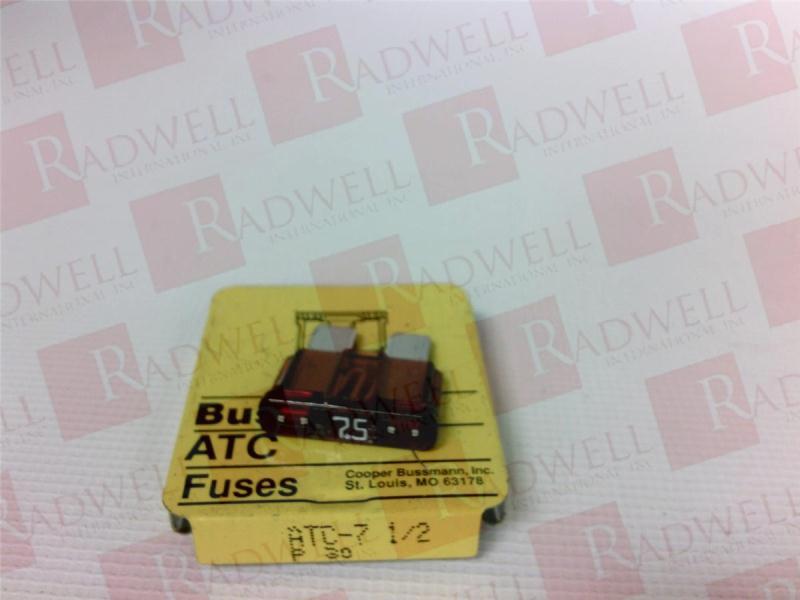 TRON FUSE ATC-7-1/2