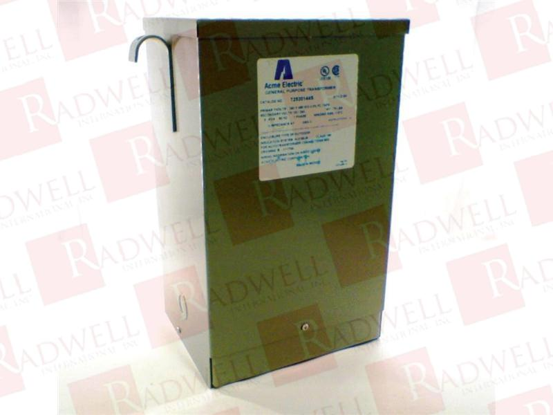 ACME ELECTRIC T-2-53014-4S