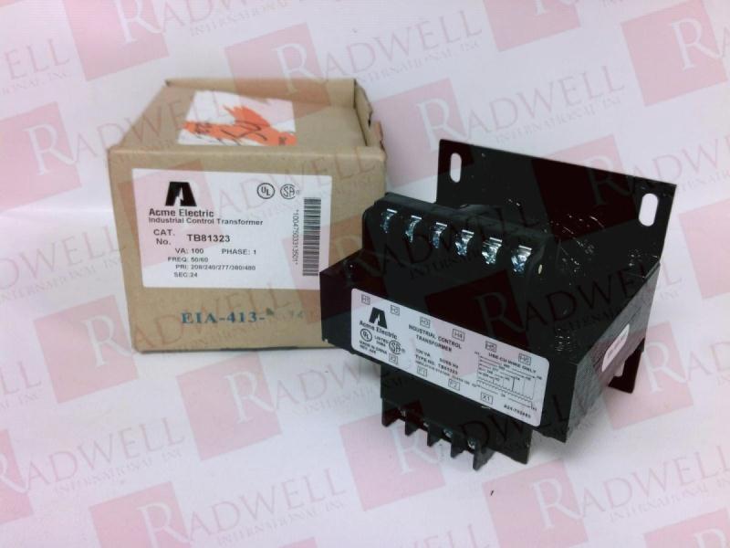 ACME ELECTRIC TB-81323