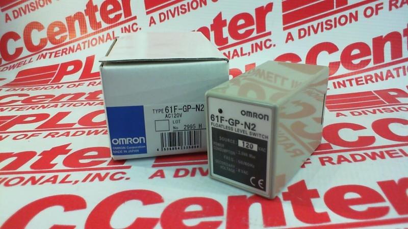 OMRON 61F-GP-N2-AC120