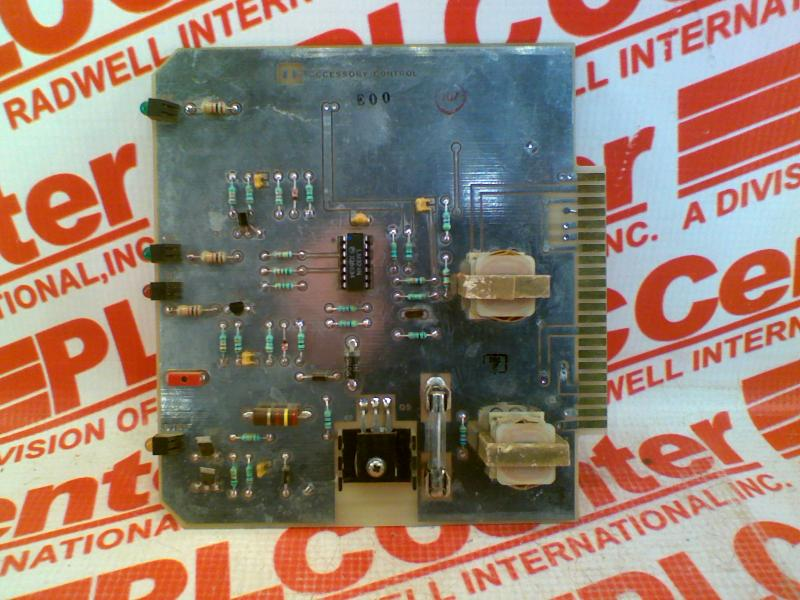 ADVANCED MICRO SYSTEMS 265-0023-011