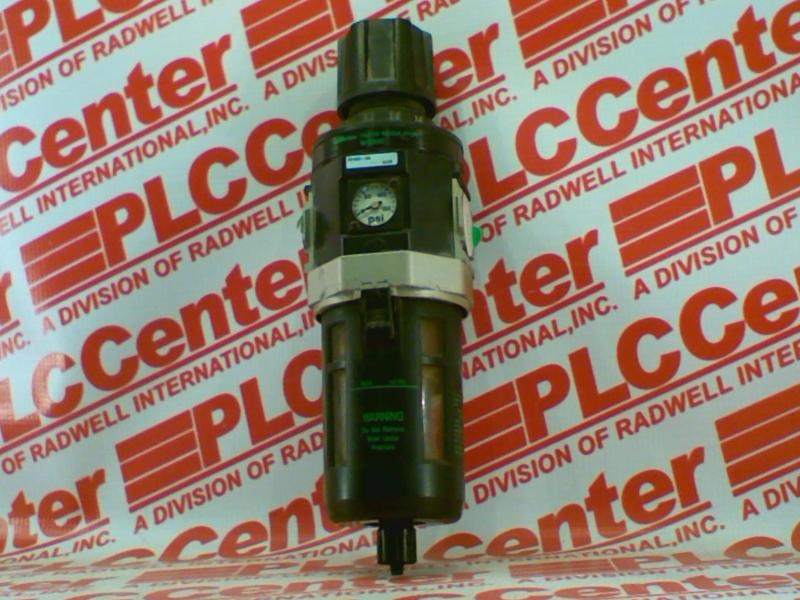 MILLER FLUID POWER W4000-15N