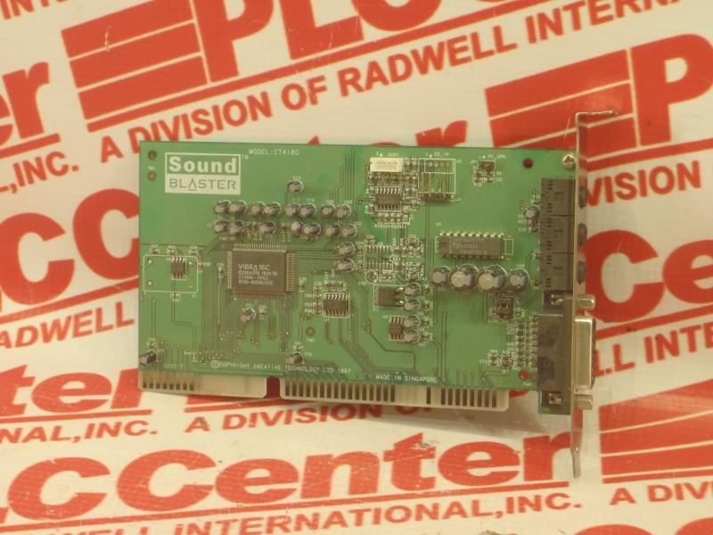 CREATIVE TECHNOLOGY CT4180