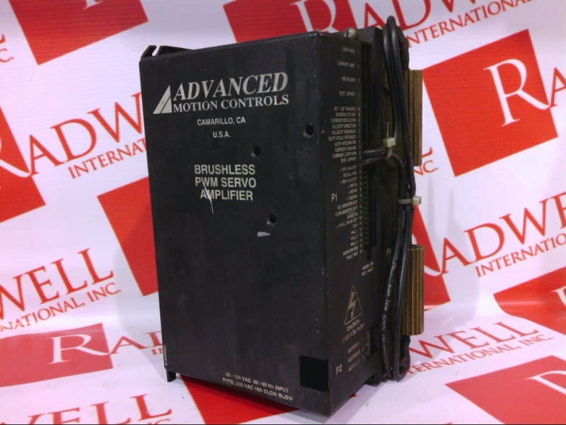 ADVANCED MOTION CONTROLS B25A20ACQ 1