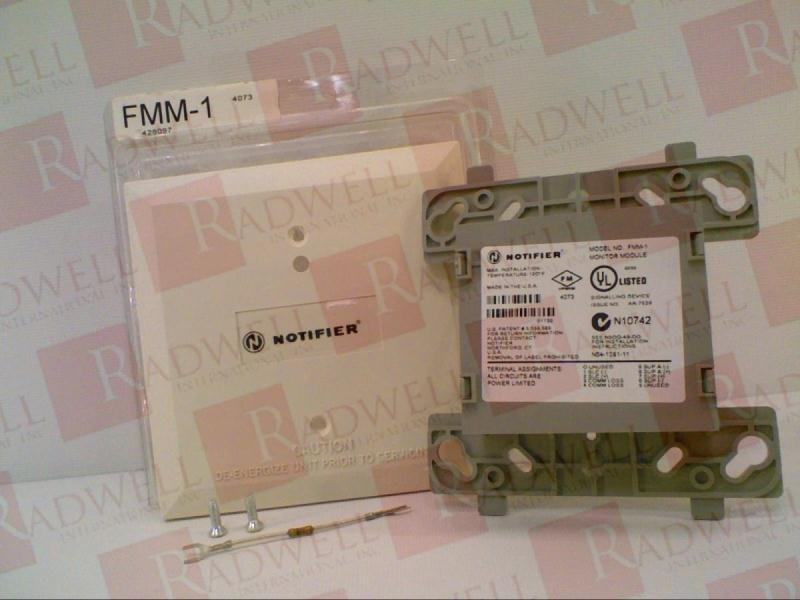 NOTIFIER CO FMM-1