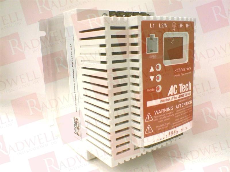 AC TECHNOLOGY SM230S