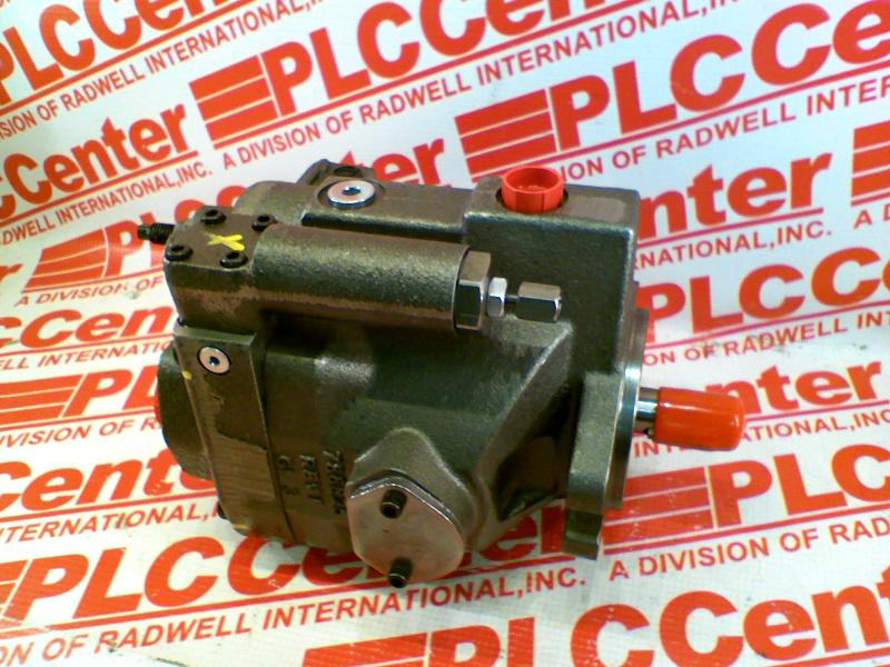 HYDRAULIC PUMPS DIVISION PVP16-30-R2-12