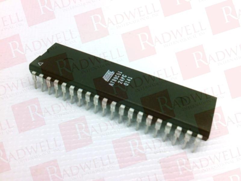 ATMEL AT89C51-24PC