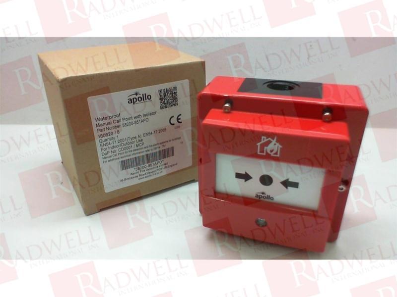 APOLLO FIRE DETECTORS 58200-951