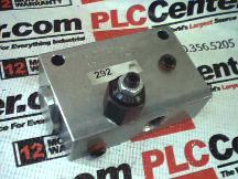 FLUID CONTROLS 1PAA21-P4-30S495