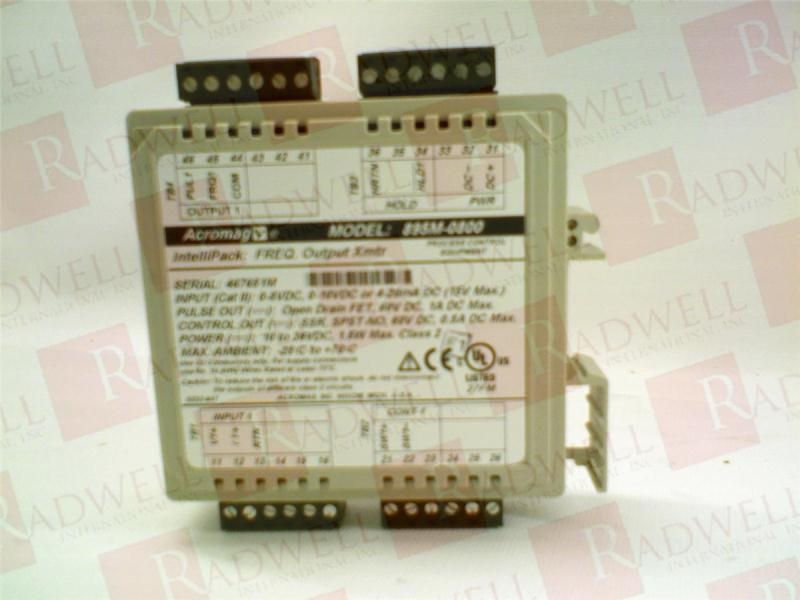 ACROMAG 895M0800