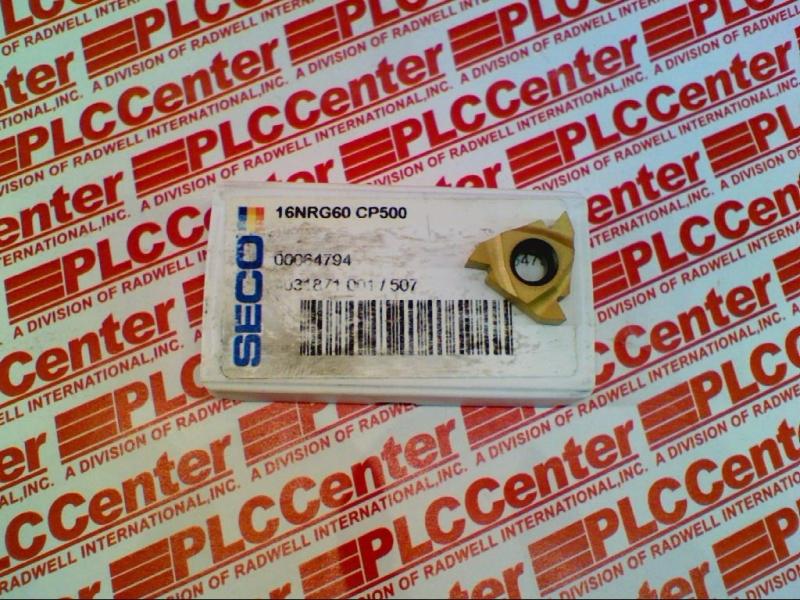 SECO TOOLS 16NRG60-CP500