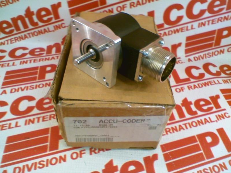 ACCU CODER 702-07-S-0250-R-OC-1-F-1-SX-N-N
