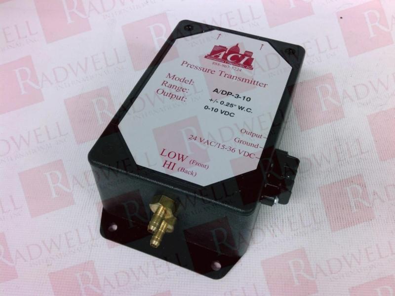 ACI A/DP-3-10