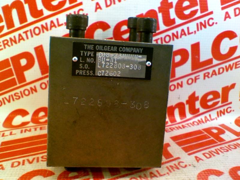 OILGEAR L722808-308