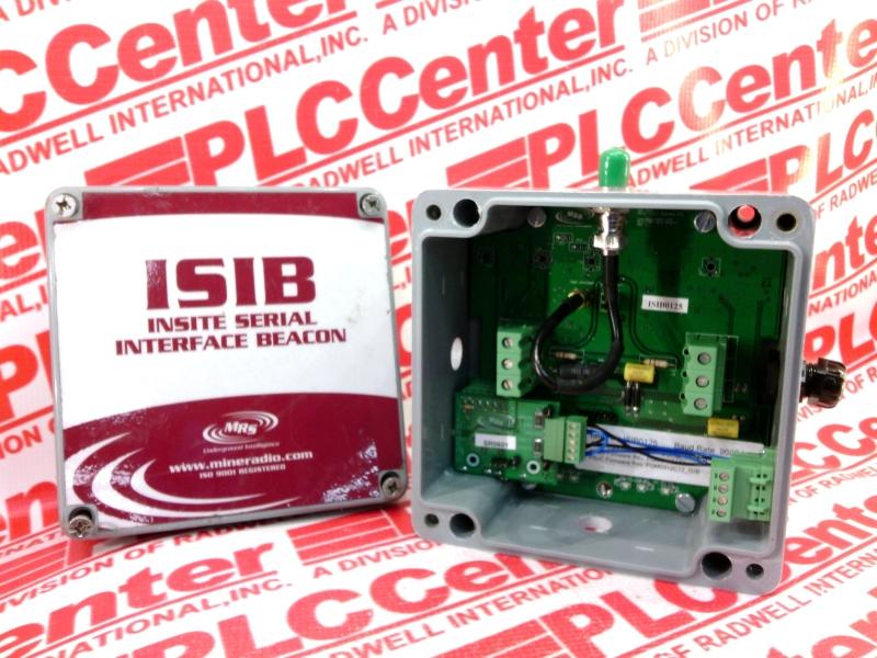 MINE RADIO SYSTEMS ISIB