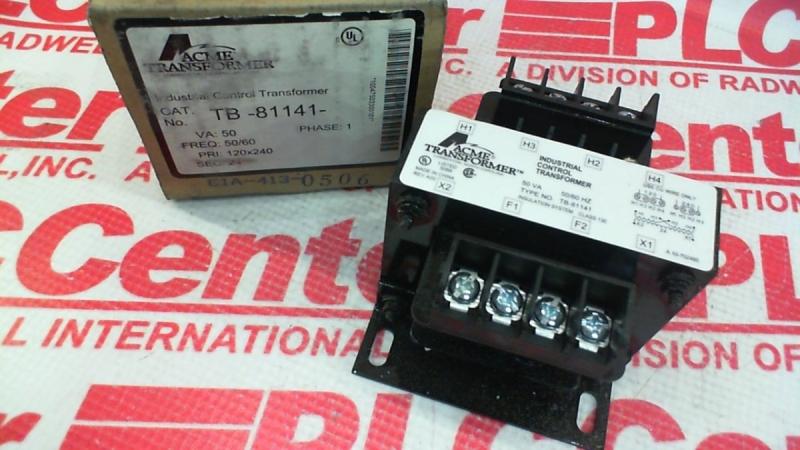 ACME ELECTRIC TB-81141