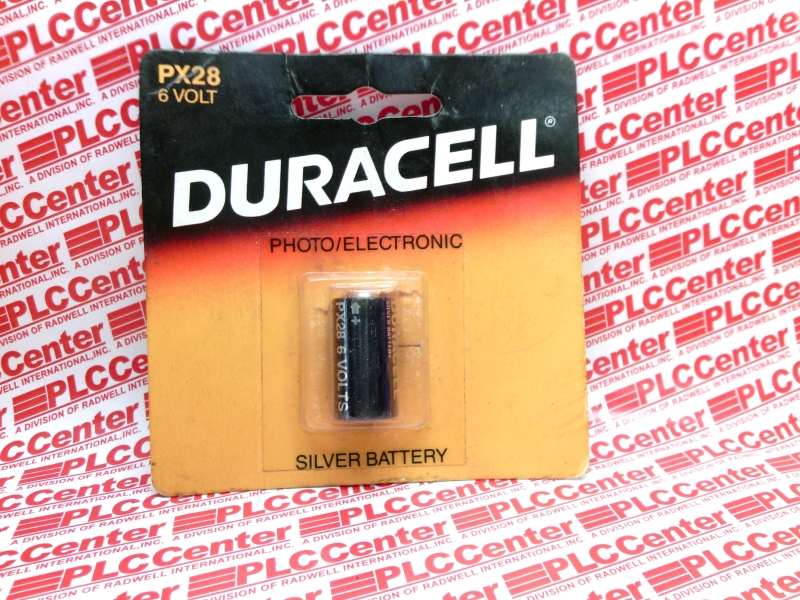 DURACELL PX28B