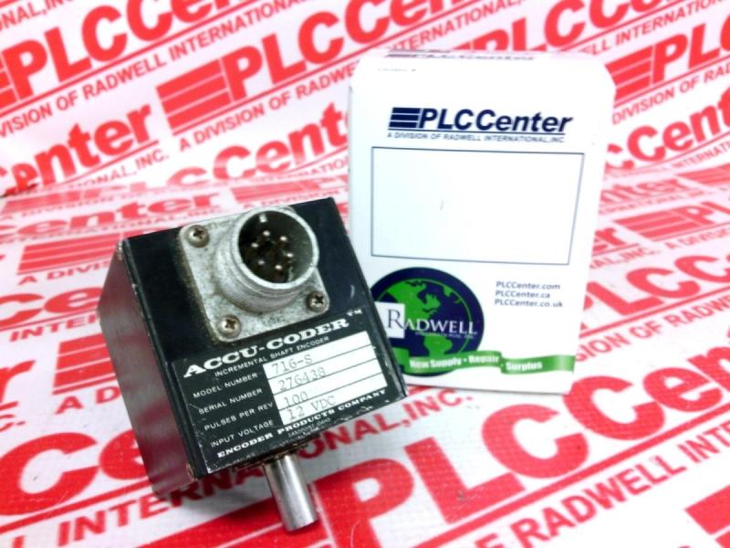 ACCU CODER 716-0100-S-S-6-S-S-N