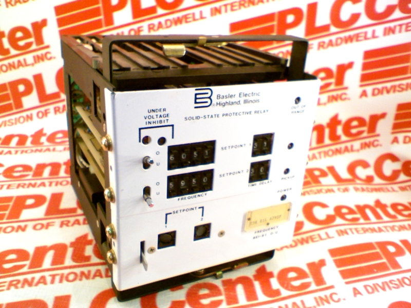 BASLER ELECTRIC BE1-81