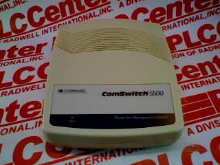 COMMAND COMMUNICATION 5500/7500
