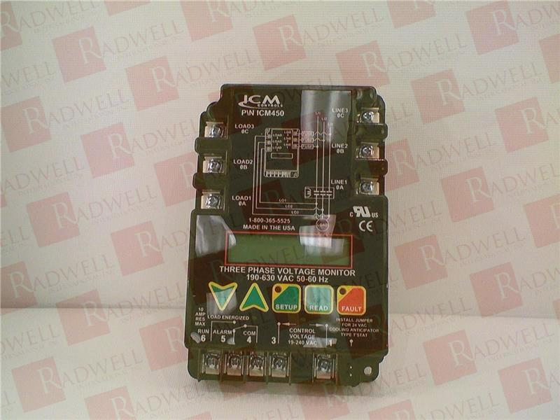 ICM ICM450 0