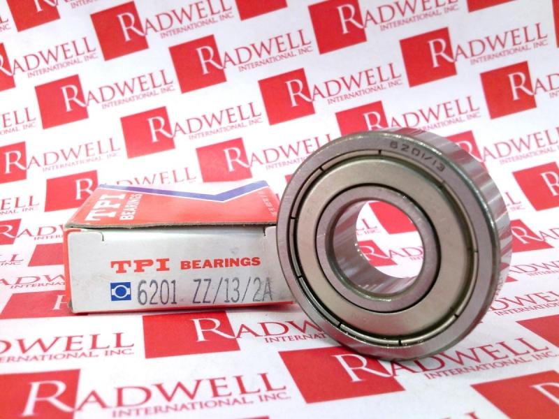 TR BEARING 6201-ZZ/13/2A