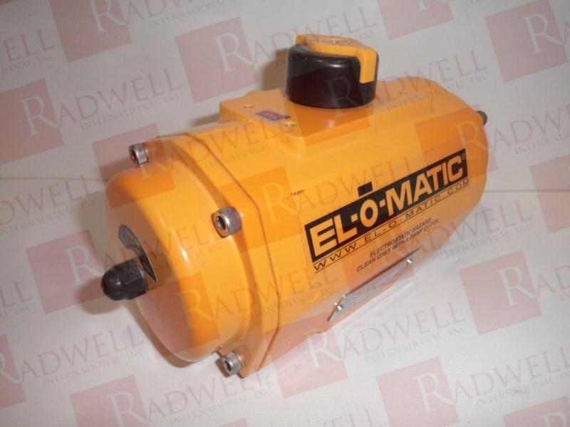 EL-O-MATIC ES0100-M1A05A-S19K50