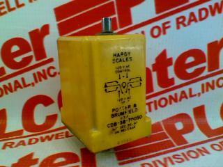 HARDY SCALES CDB-38-70050