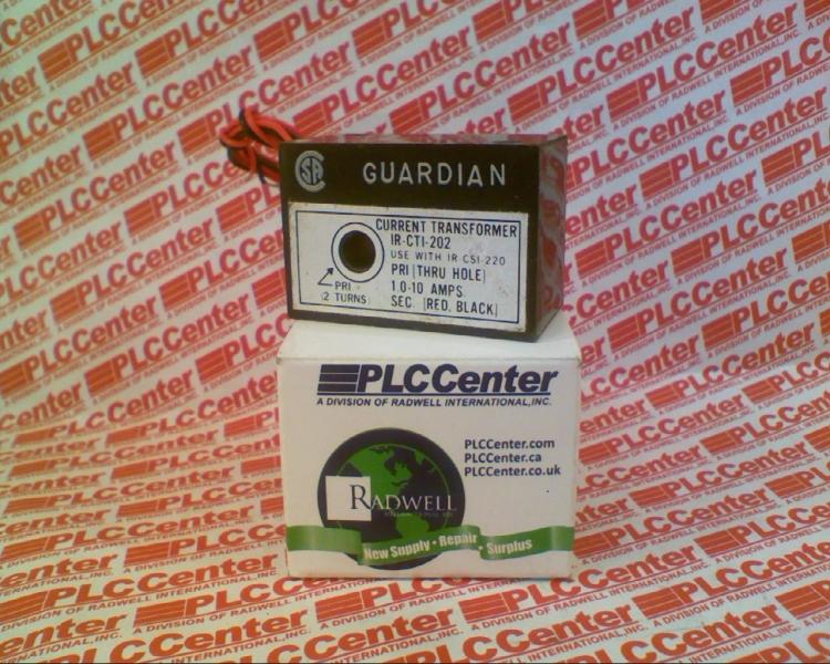 GUARDIAN ELECTRIC CO IR-CTI-202