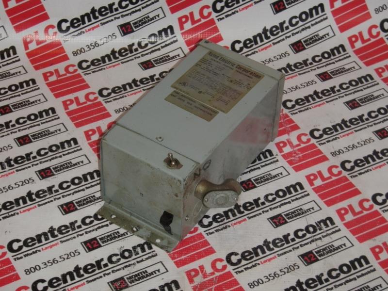 ACME ELECTRIC TA-2-53011