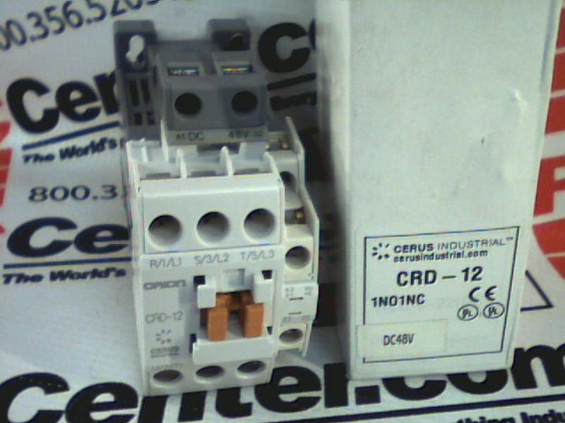 CERUS CRD-12-48VDC