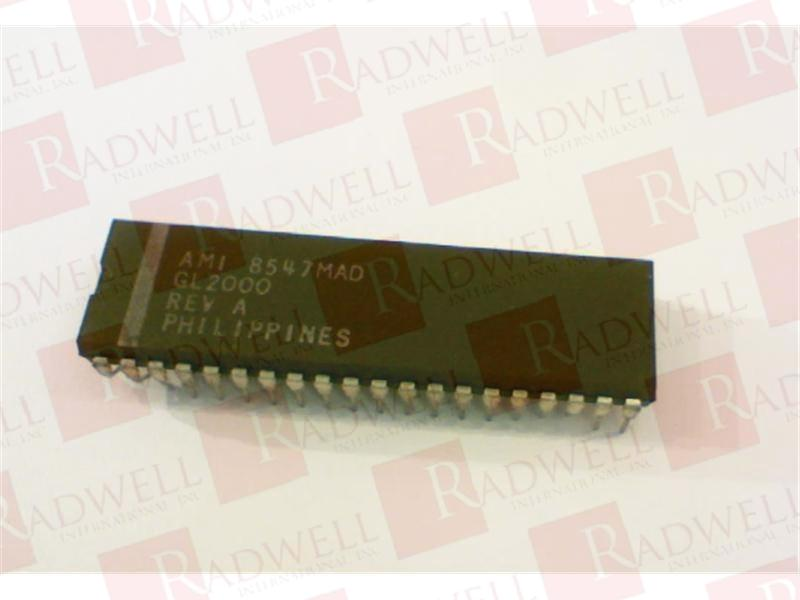 AMERICAN MICROSYSTEMS 8547MAD