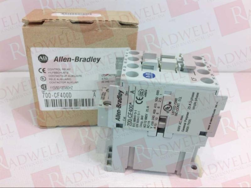 ALLEN BRADLEY 700-CF400D