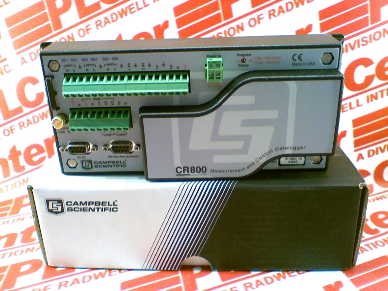 CAMPBELL SCIENTIFIC CR800