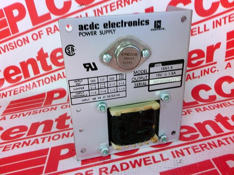 ACDC ECV-15N1.5