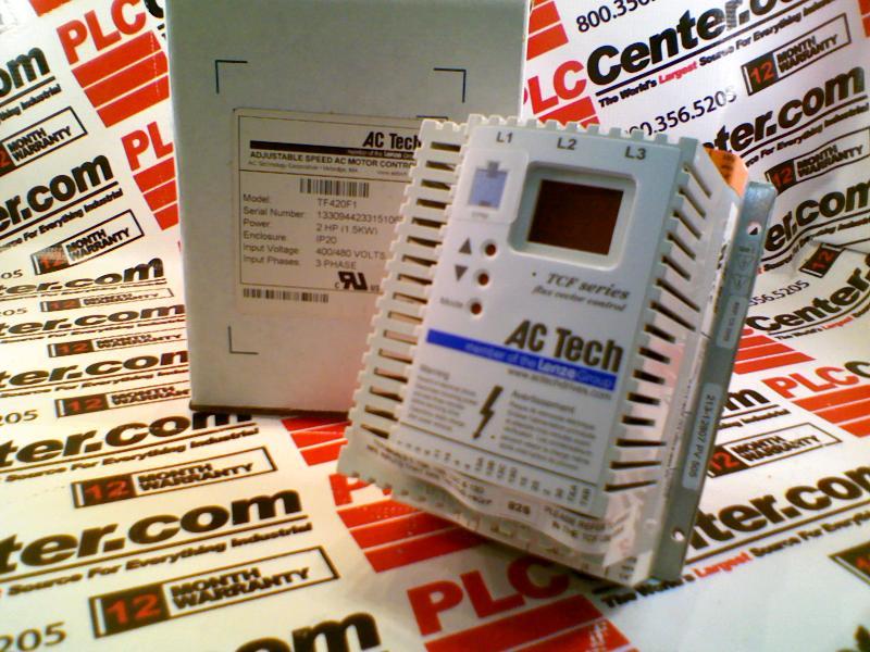 AC TECHNOLOGY TF420F1