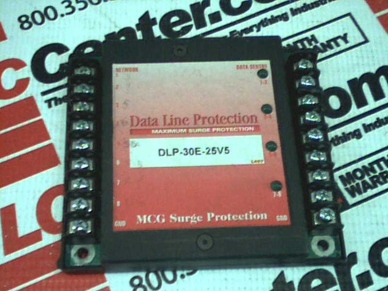 MCG INC DLP-30E-25V5